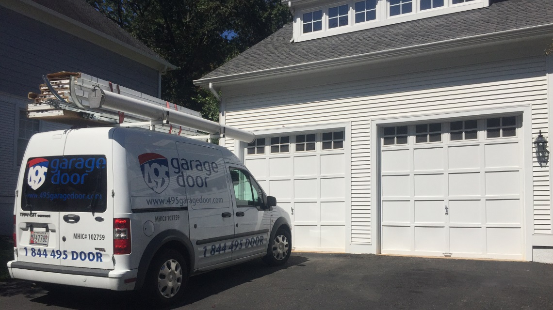 garage door installation herndon va