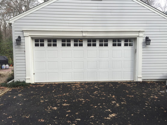 new garage door Fairfax