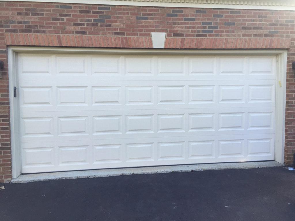 garage-door-repair-germantown-md-double-door-installation-clean-work