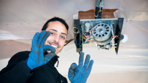 overhead door repairs va