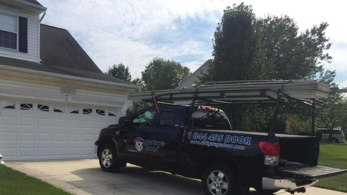 garage door installation alexandria