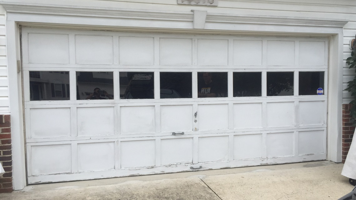 garage door replacement alexandria va