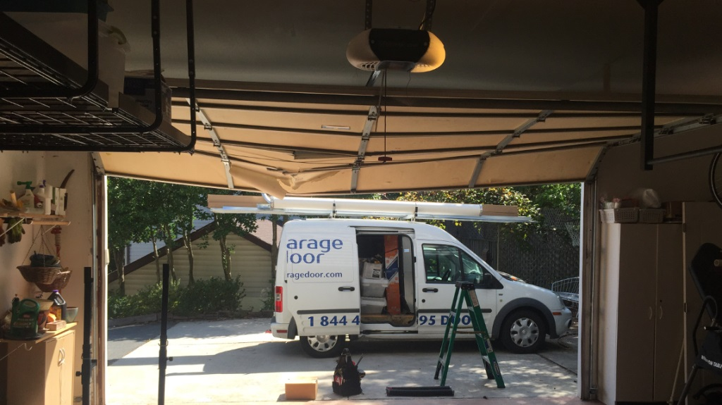 overhead garage door repair gaithersburg md