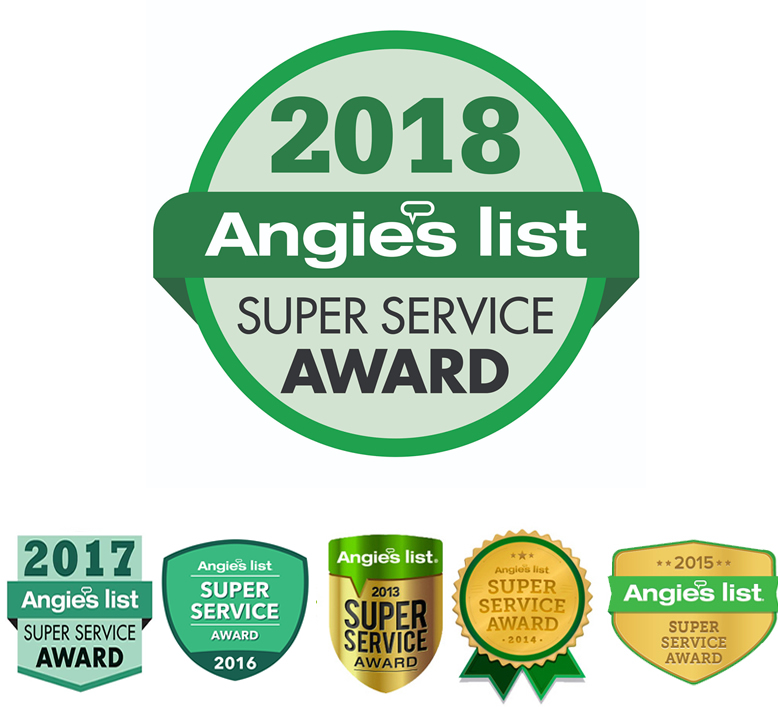 495garagedoor angies list awards 2018