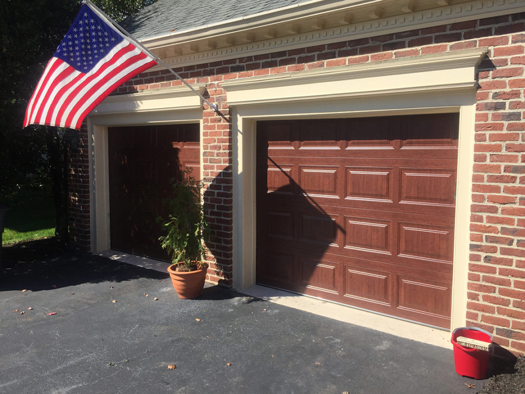 new garage door MD